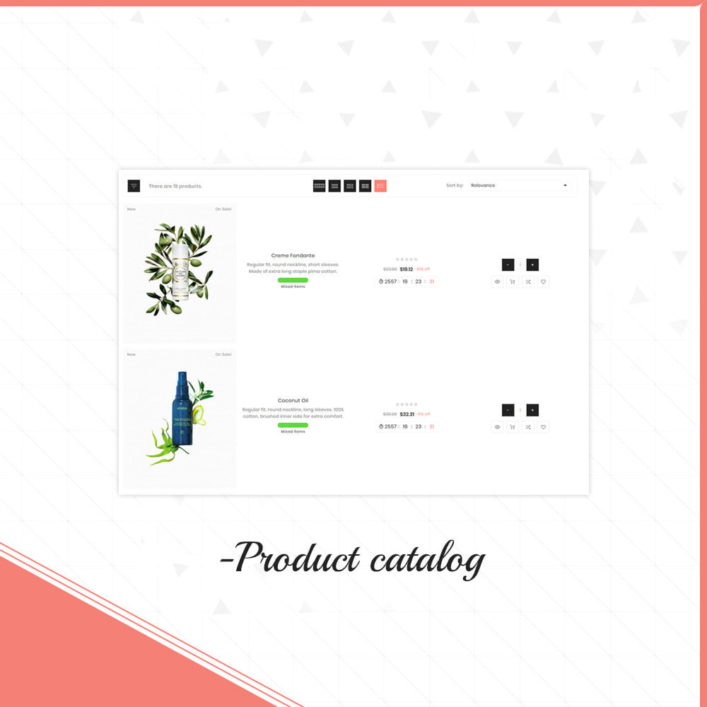 theme - Fashion & Shoes - Cosmétique-Freshael Cosmatic Shop - 11