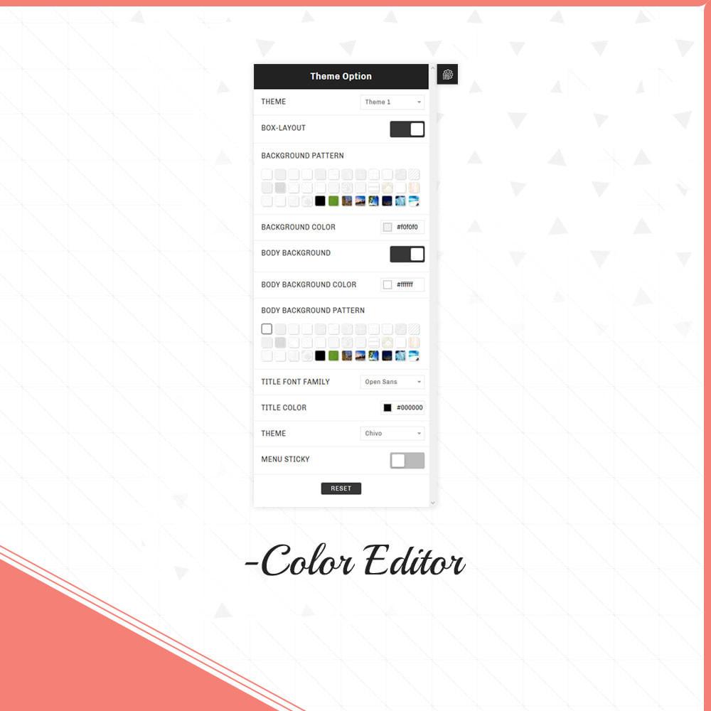 theme - Fashion & Shoes - Cosmétique-Freshael Cosmatic Shop - 12