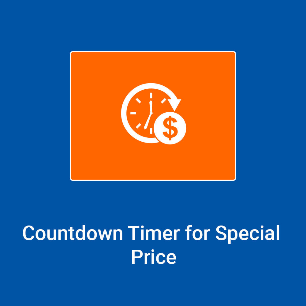 module - Ventes Flash & Ventes Privées - Countdown Timer for Special Price - 1