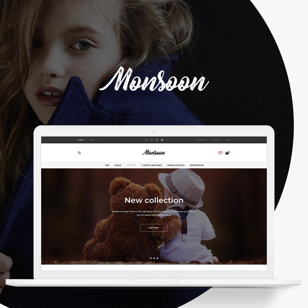 theme - Дети и Игрушки - Monsoon - 1