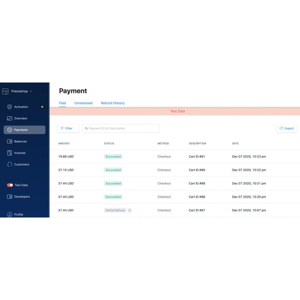 module - Altri Metodi di Pagamento - Crypto.com Pay: Accept payments in cryptocurrencies - 1