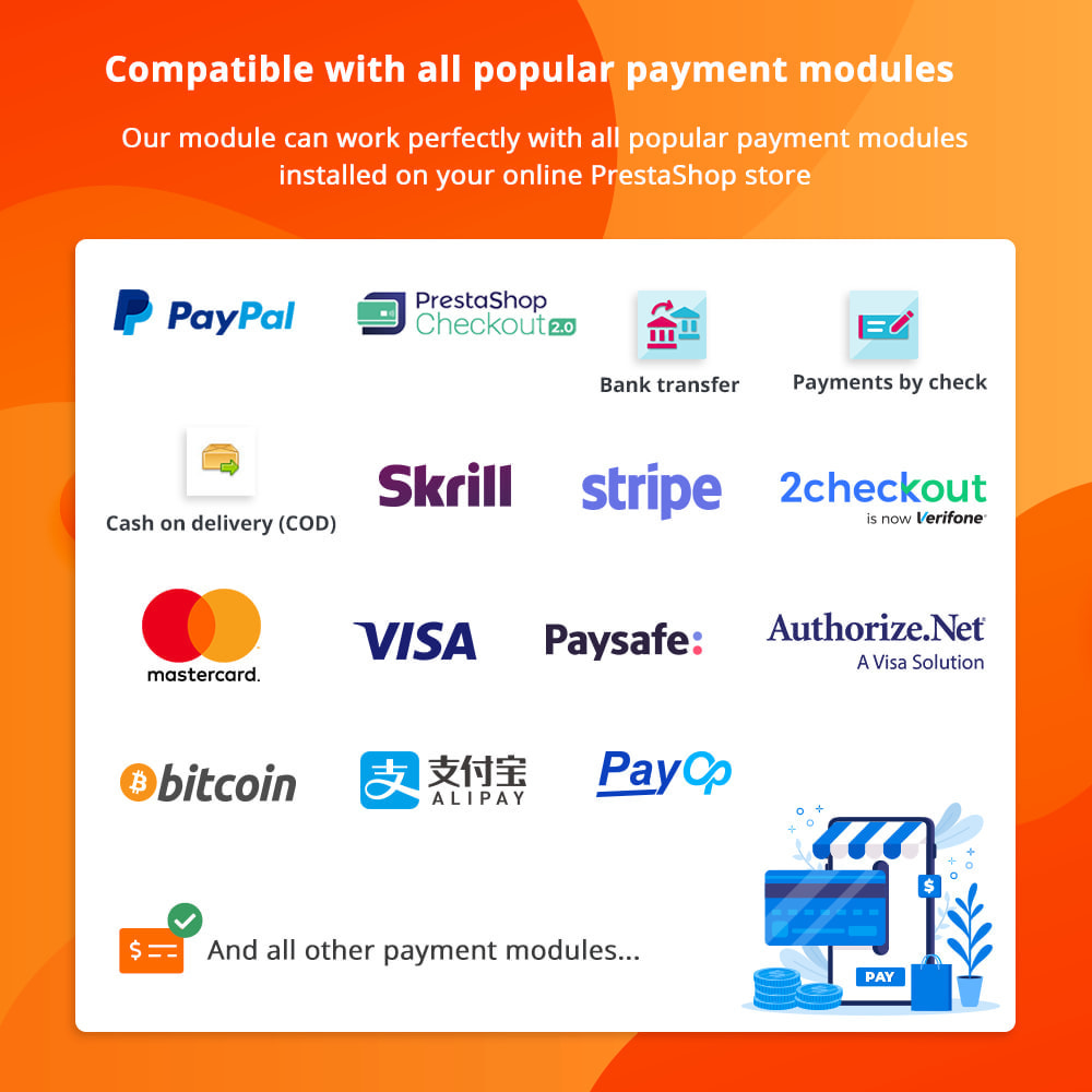 module - Express Checkout Prozesse - One Page Checkout - Fast, Intuitive & Professional - 3