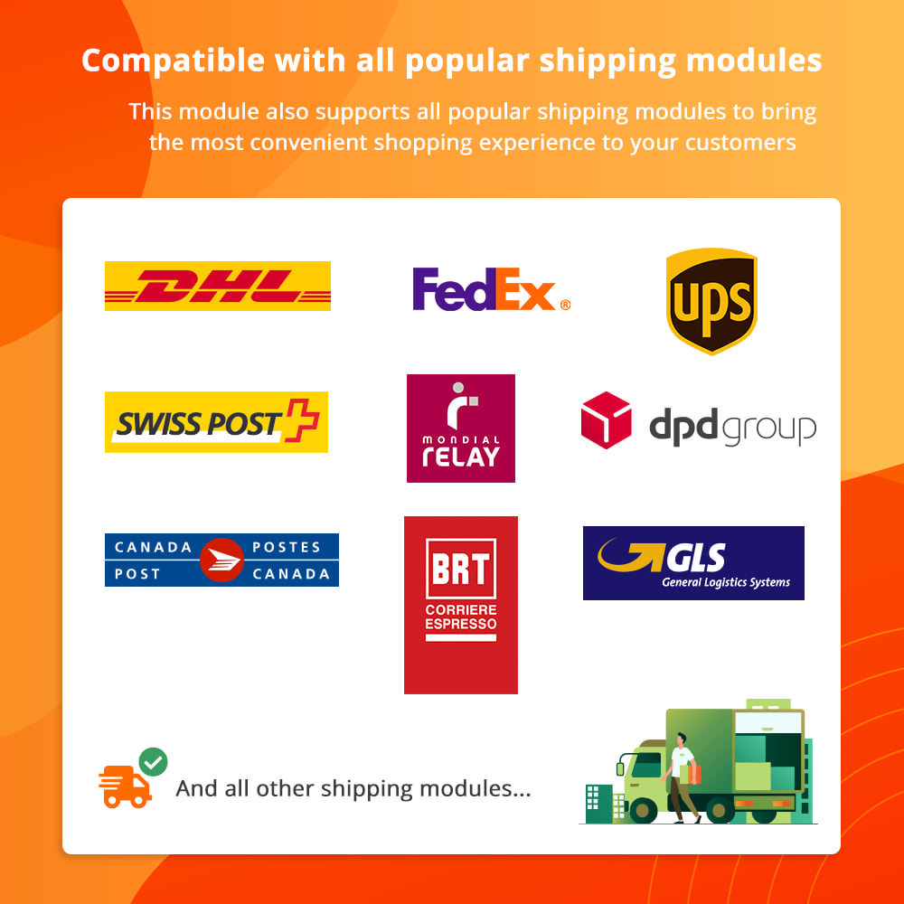 module - Express Checkout Prozesse - One Page Checkout - Fast, Intuitive & Professional - 4