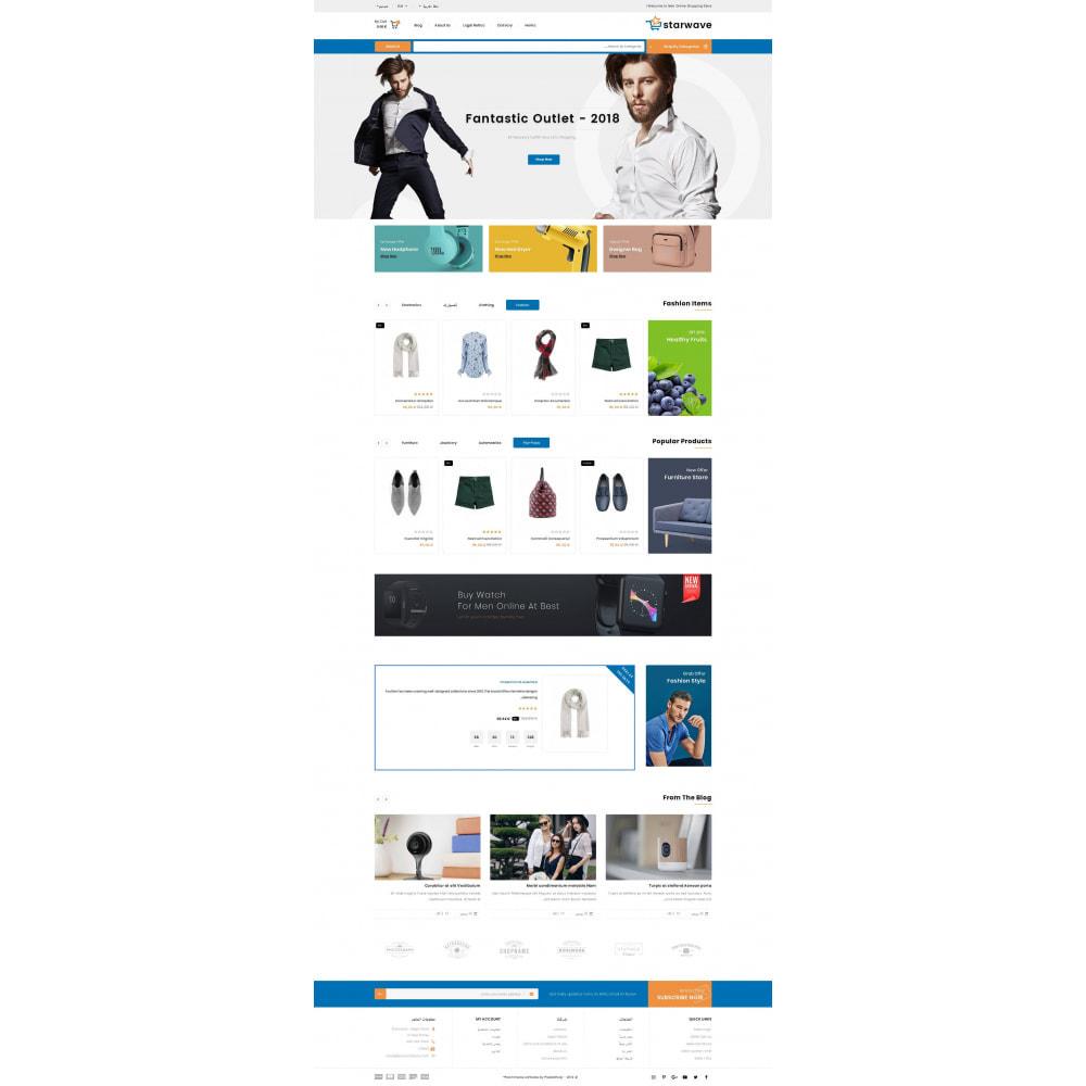 theme - Fashion & Shoes - Starwave - Multipurpose Store - 10