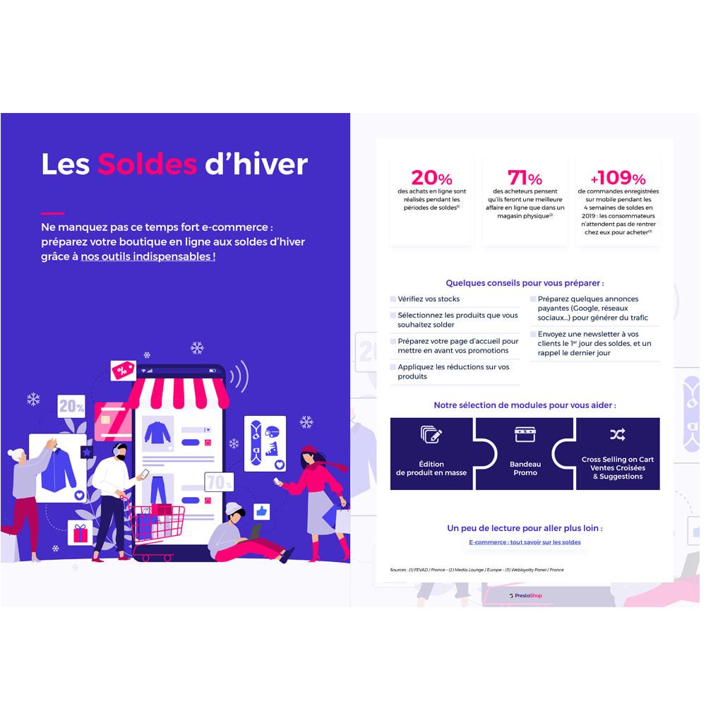 other - Calendario e-Commerce - Calendario de comercio electrónico 2021 (francés) - 3