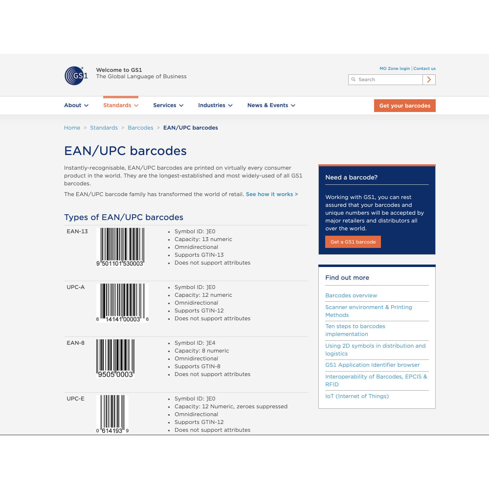 module - Additional Information & Product Tab - Product Bar Code Generator(ISBN/EAN-13/JAN/UPC barcode) - 5