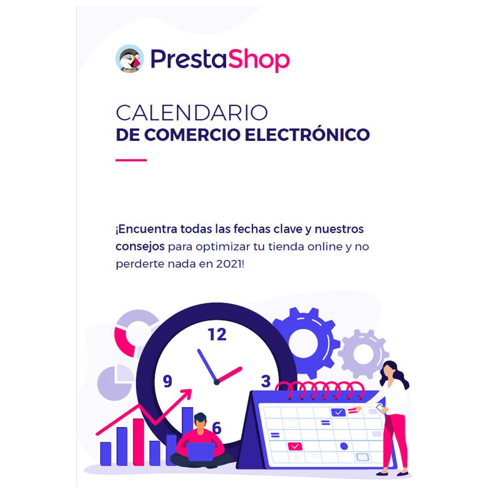 other - Calendario e-Commerce - Calendario de comercio electrónico 2021 (español) - 1