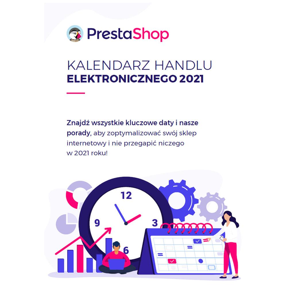 other - eCommerce Kalender - E-Commerce-Kalender 2021 (polnisch) - 1