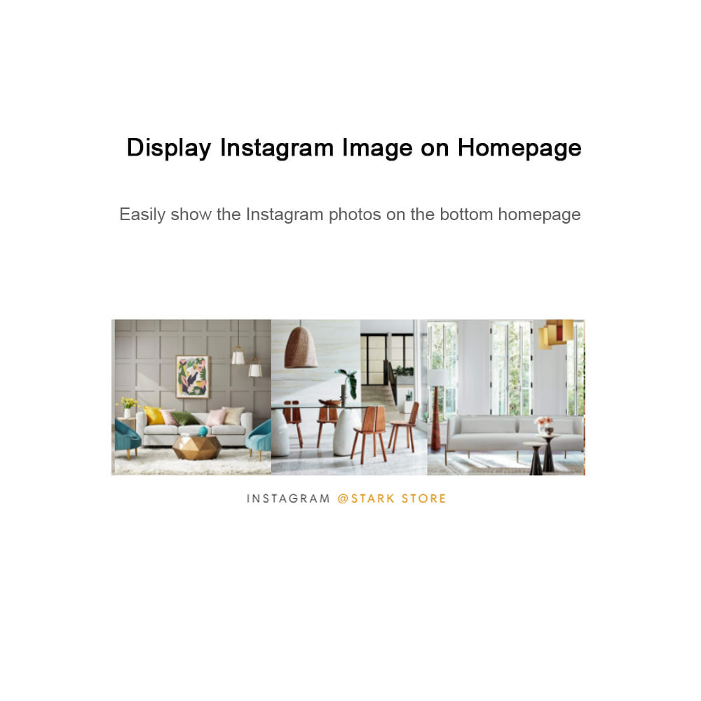 module - Przyciski do logowania  & Connect - Rb Theme Instagram - 2