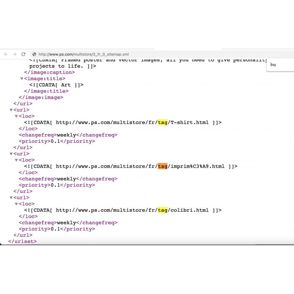 module - Дополнительной информации и вкладок товара - Advanced Product Tags Pro | SEO internal link promotion - 10