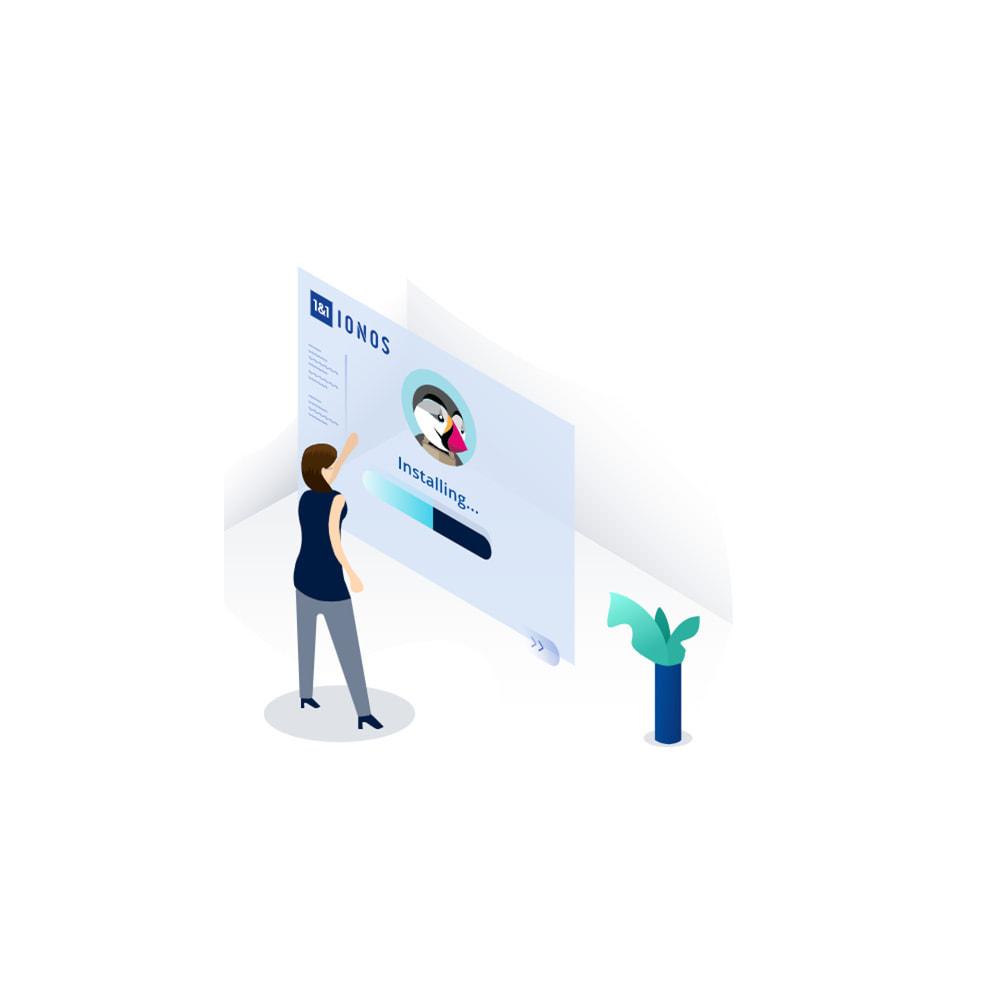service - Alojamentos - IONOS Web Hosting - 3