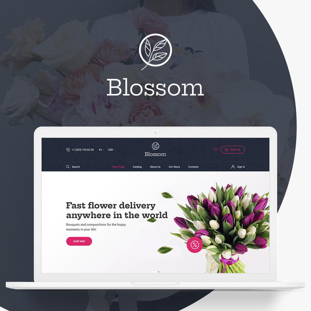 theme - Geschenke, Blumen & Feiern - Blossom Store - 1