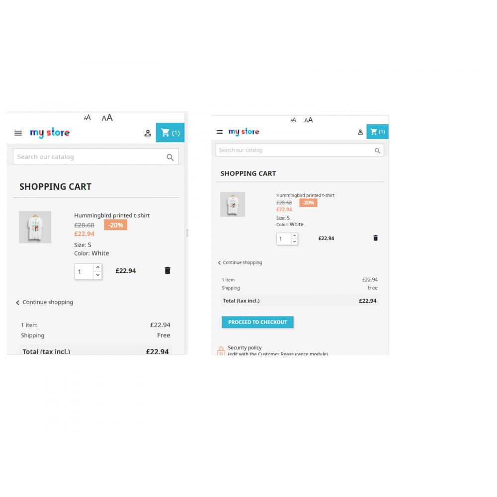 module - Größen & Einheiten - Accessible Font Sizing - 3