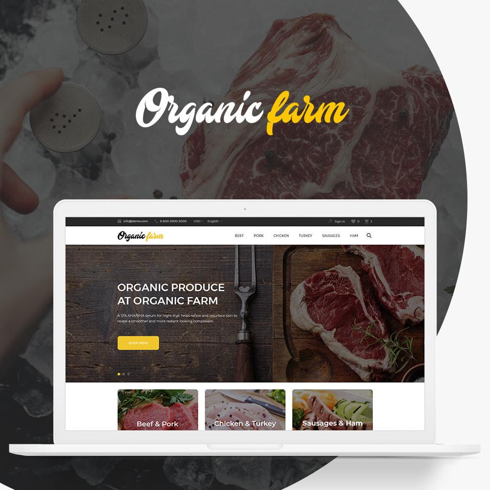 theme - Eten & Restaurant - Organic farm - 1