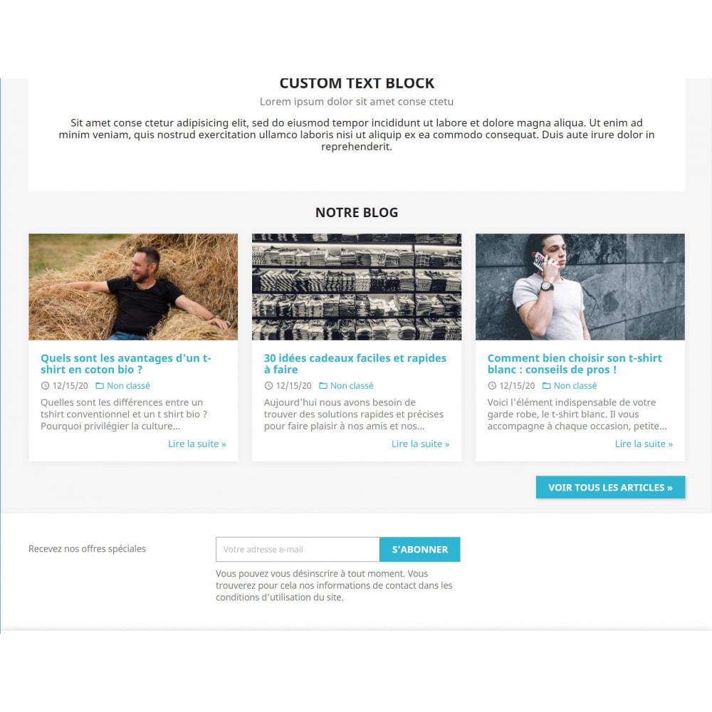 module - Blog, Forum & News - WordPress Integration - 1
