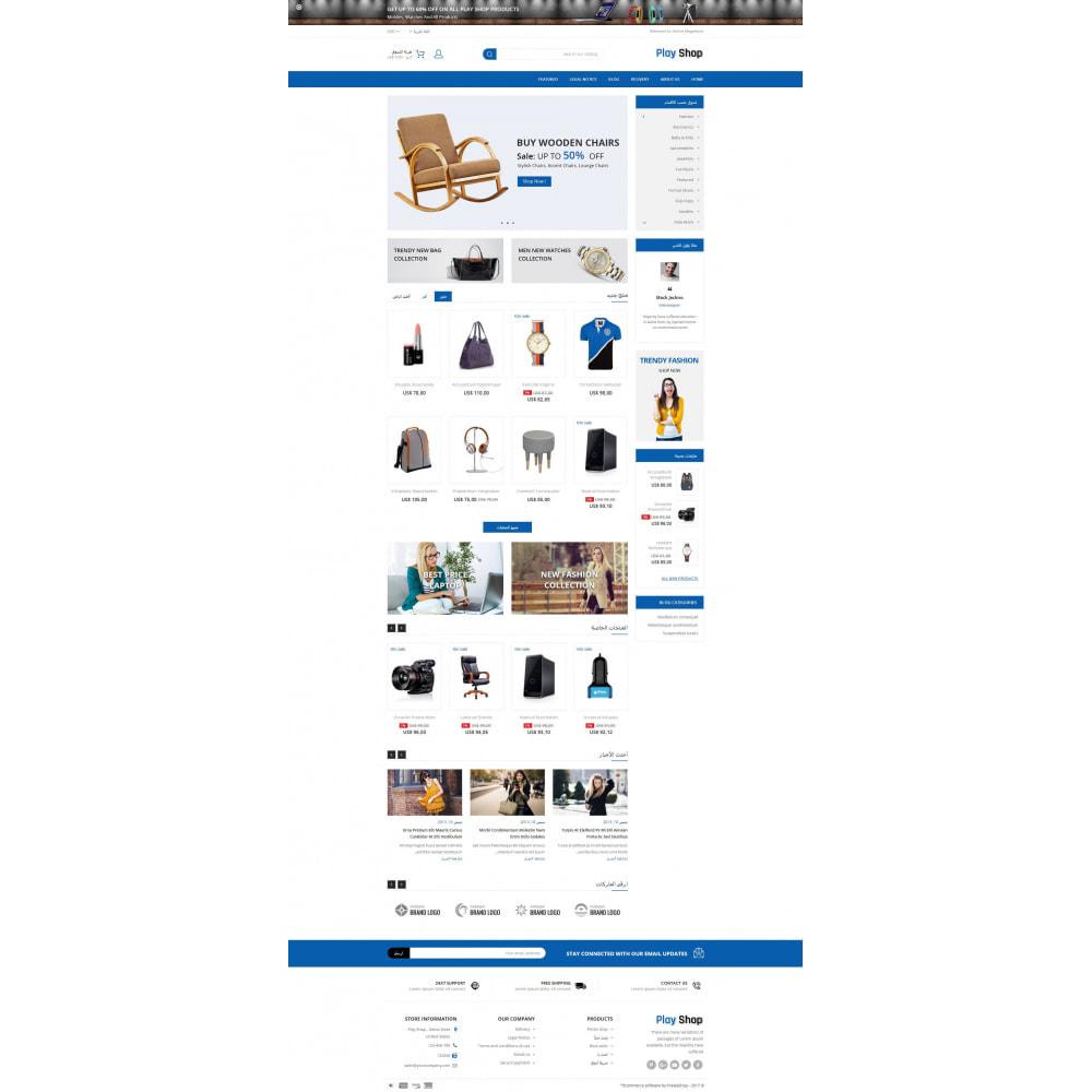 theme - Fashion & Shoes - PlayShop - Multipurpose Store - 10