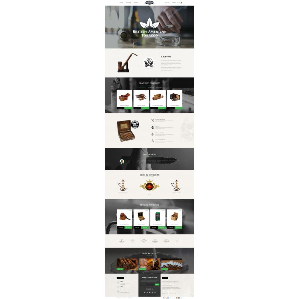 theme - Drink & Tobacco - Tobacco Shop - 2