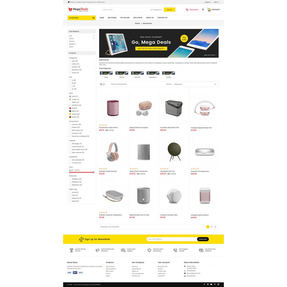 theme - Elektronik & High Tech - Mega Deals - Multi-purpose Mega Store - 13