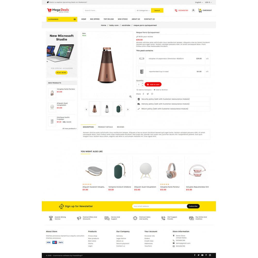 theme - Elektronik & High Tech - Mega Deals - Multi-purpose Mega Store - 15