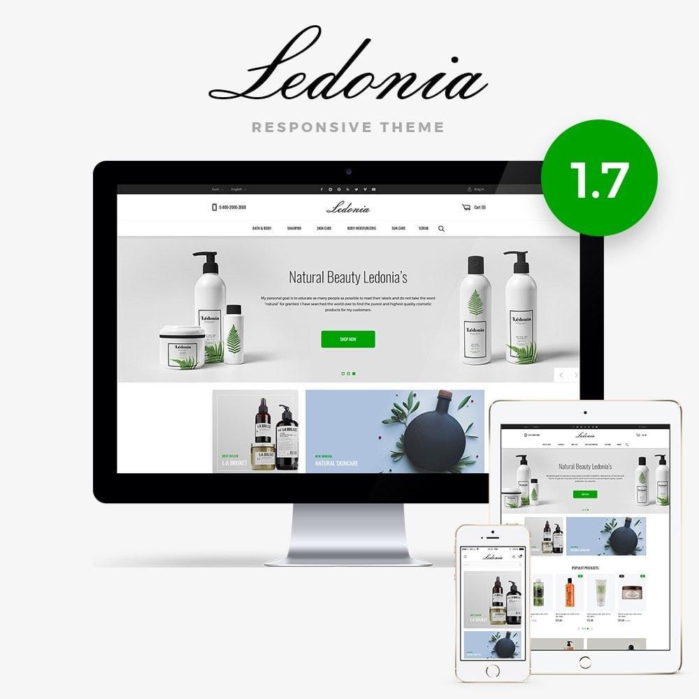theme - Здоровье и красота - Ledonia Cosmetics - 1