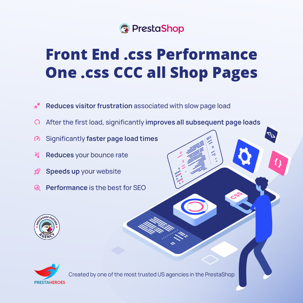 module - Wydajnośc strony - Front End .css Performance One .css CCC all Shop Pages - 1