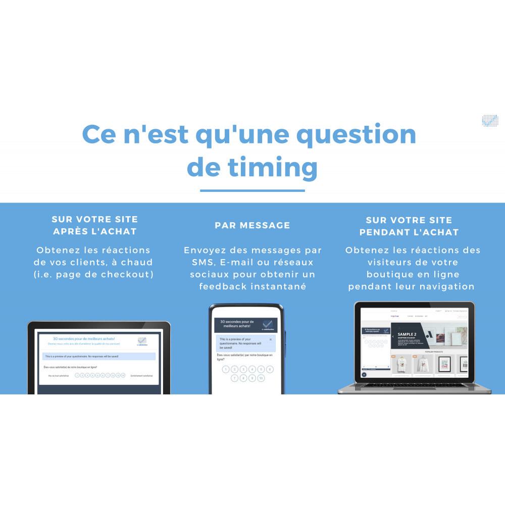 module - Fidélisation & Parrainage - e-satisfaction.com - Du feedback à la fidélisation! - 5