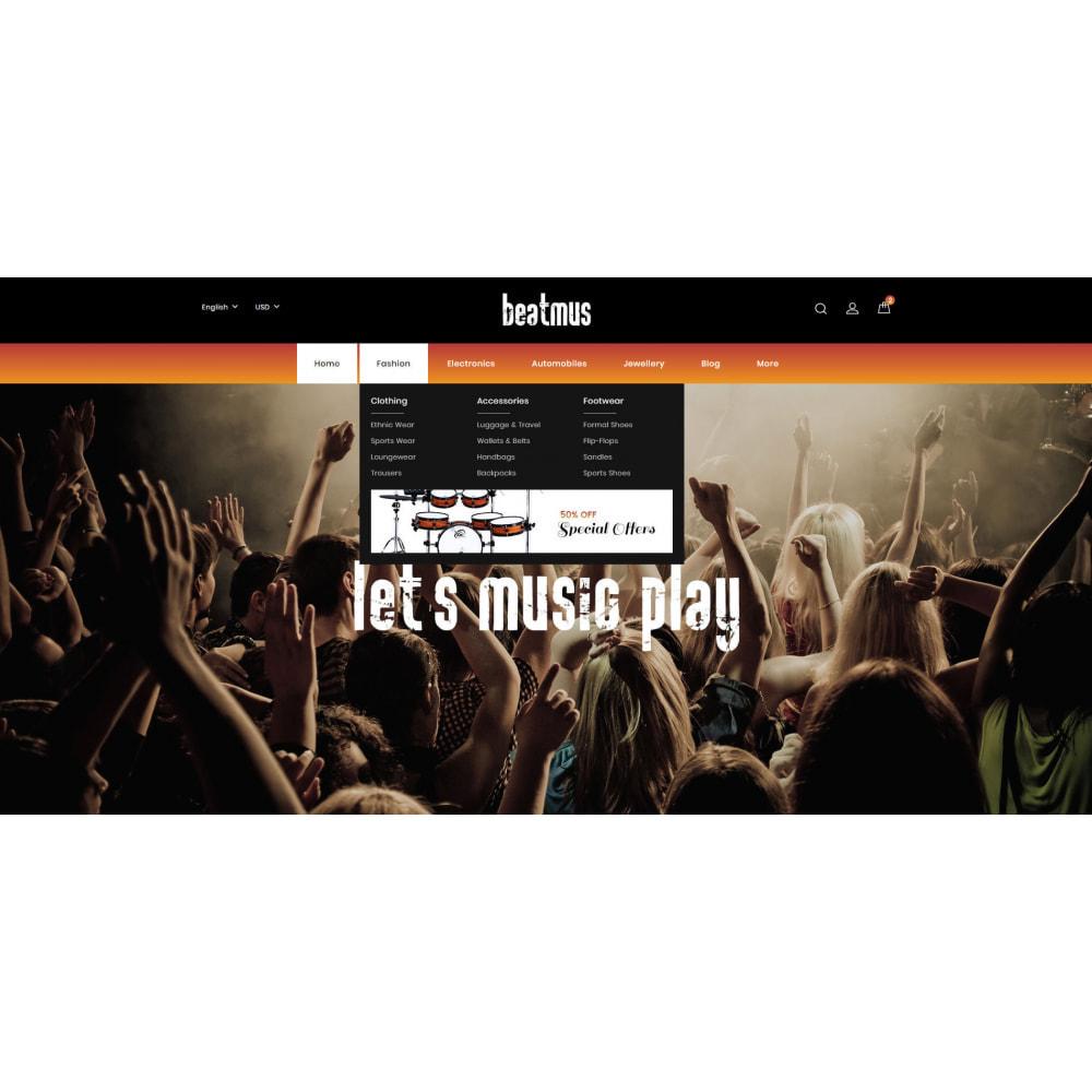 theme - Kunst & Kultur - Beatmus - Musical Instrument Store - 6