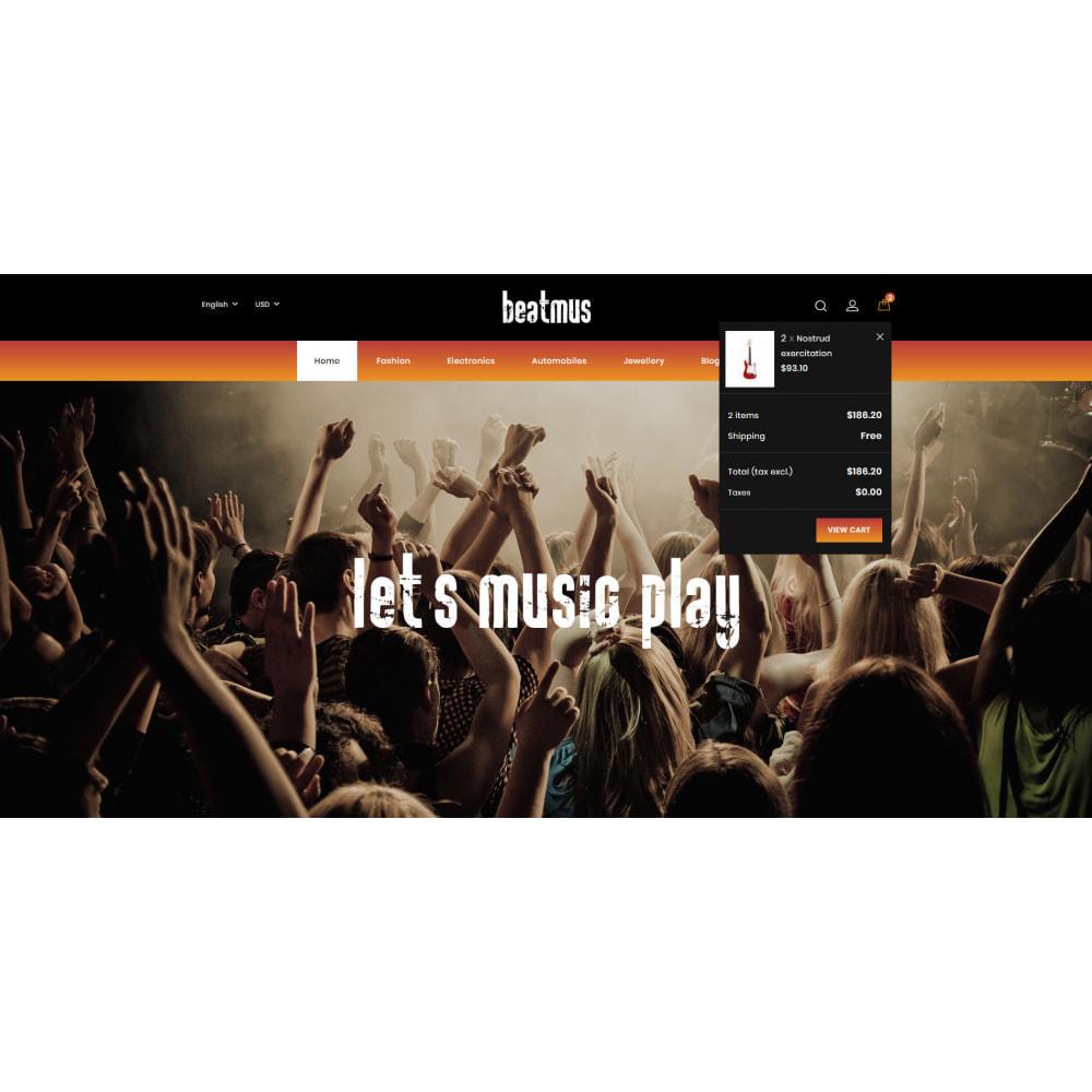 theme - Kunst & Kultur - Beatmus - Musical Instrument Store - 8