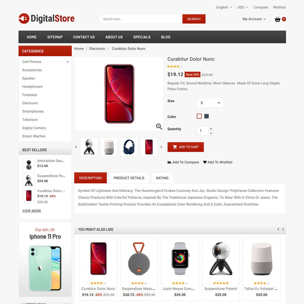theme - Elektronika & High Tech - Digital Electronics Store - 4