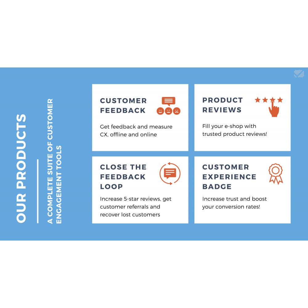 module - Lojalność & Rekomendowanie - e-satisfaction.com - Turn feedback to engagement! - 1