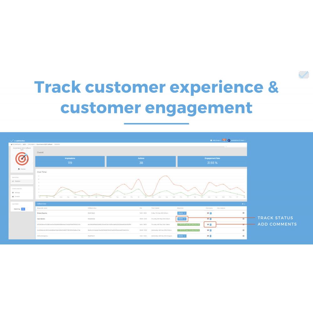 module - Lojalność & Rekomendowanie - e-satisfaction.com - Turn feedback to engagement! - 2