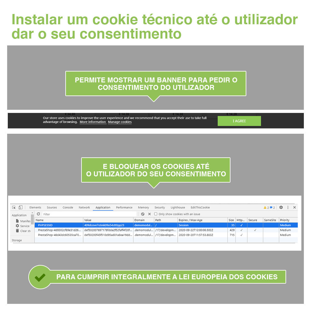 module - Jurídico - Lei Cookies GDPR (bandeira + bloqueador)- Melhoria 2021 - 3