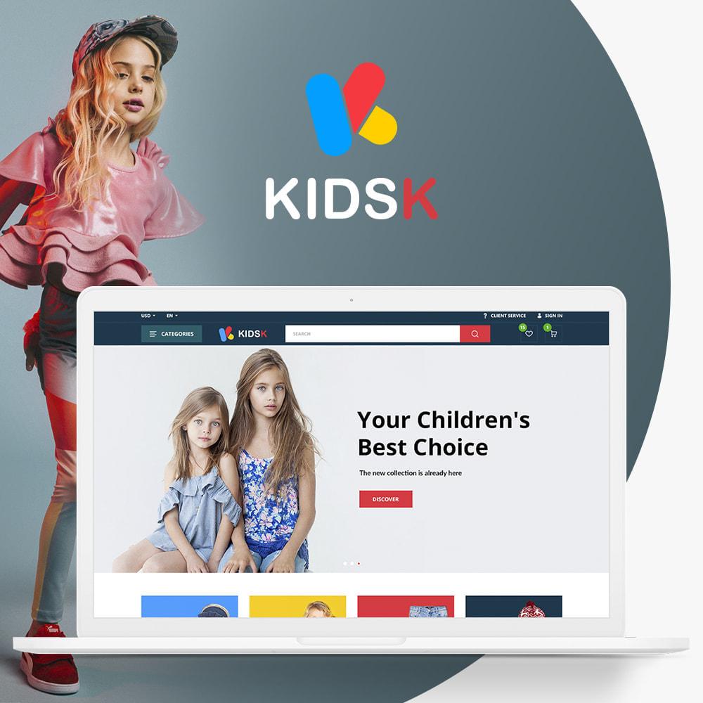 theme - Zabawki & Artykuły dziecięce - KidsK - 1