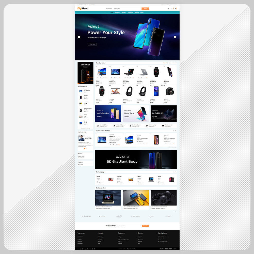 theme - Electronique & High Tech - Bigmart Electronic –Electronic Store - 2
