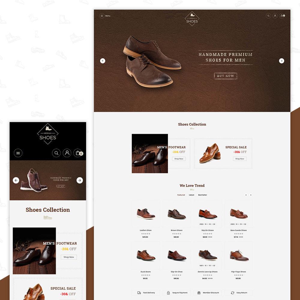 theme - Moda & Calzature - Shoes Brand – Lexella Mega Store - 1
