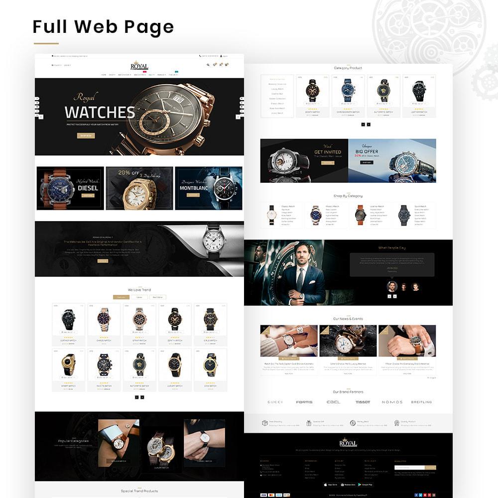 theme - Jewelry & Accessories - Royal Mega Watch–Jewelry Multipurpose Super Store - 2