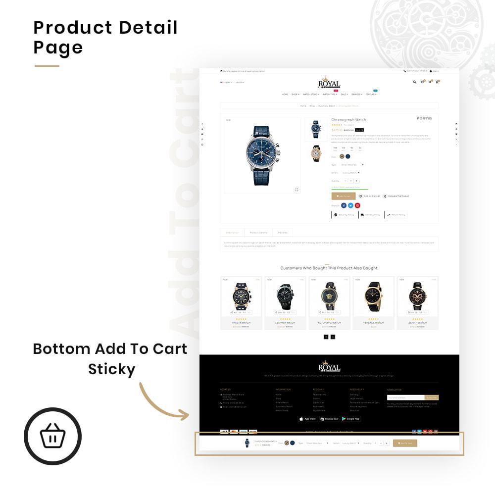 theme - Jewelry & Accessories - Royal Mega Watch–Jewelry Multipurpose Super Store - 4