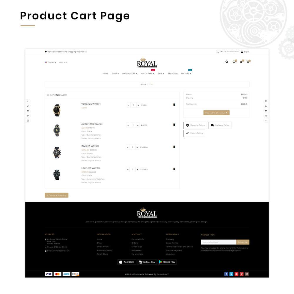 theme - Jewelry & Accessories - Royal Mega Watch–Jewelry Multipurpose Super Store - 5