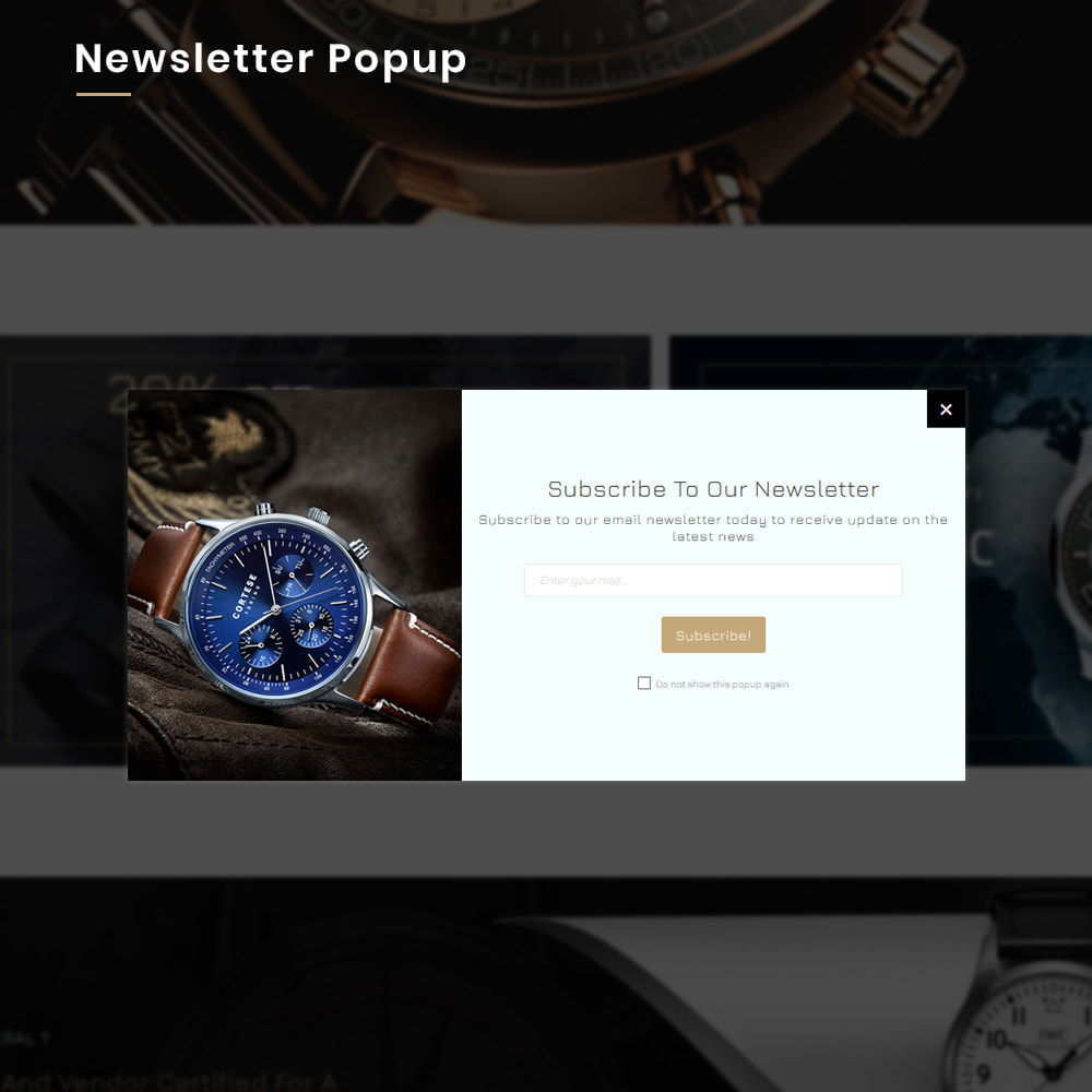 theme - Jewelry & Accessories - Royal Mega Watch–Jewelry Multipurpose Super Store - 9