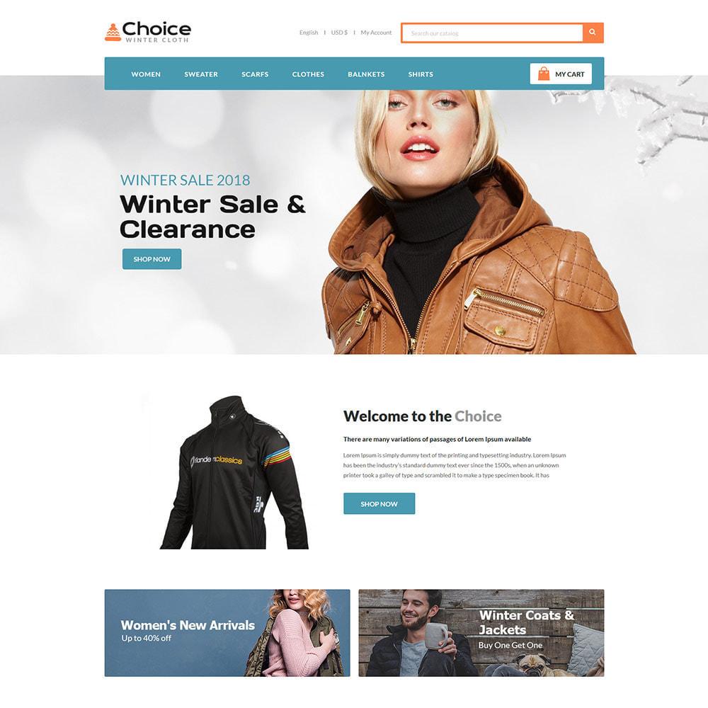 theme - Fashion & Shoes - Choice  Bag - Fashion Suits Store - 2