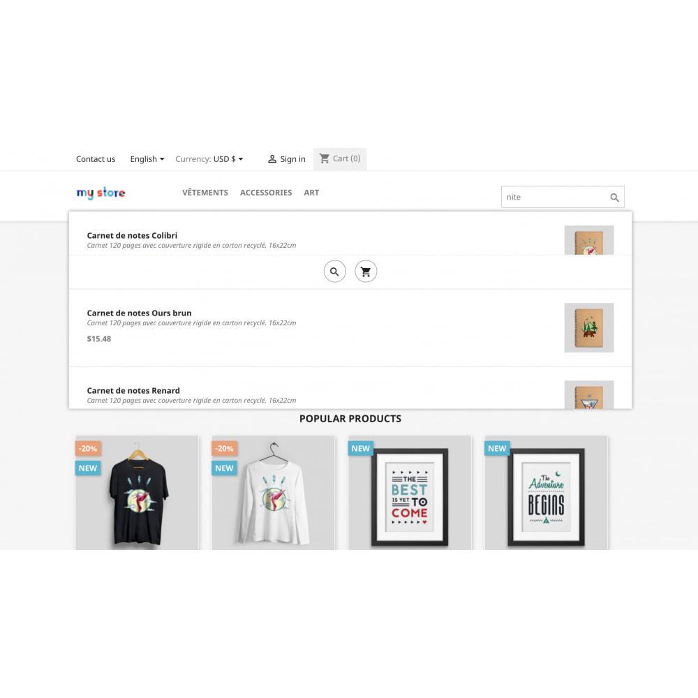 module - Search & Filters - Classic Search Plus - 3