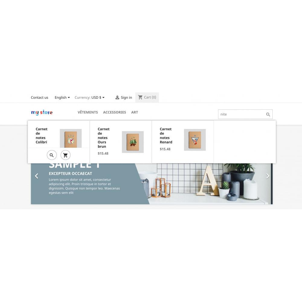 module - Search & Filters - Classic Search Plus - 5