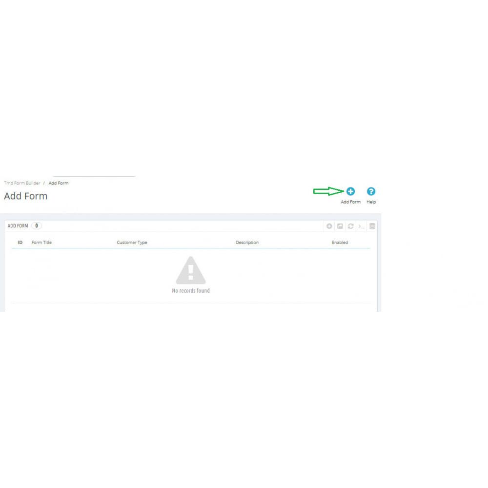 module - Formulario de contacto y Sondeos - Form Builder Pro - 3