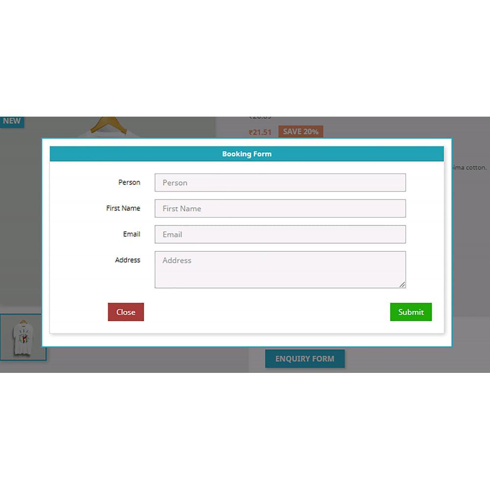 module - Formulario de contacto y Sondeos - Form Builder Pro - 12