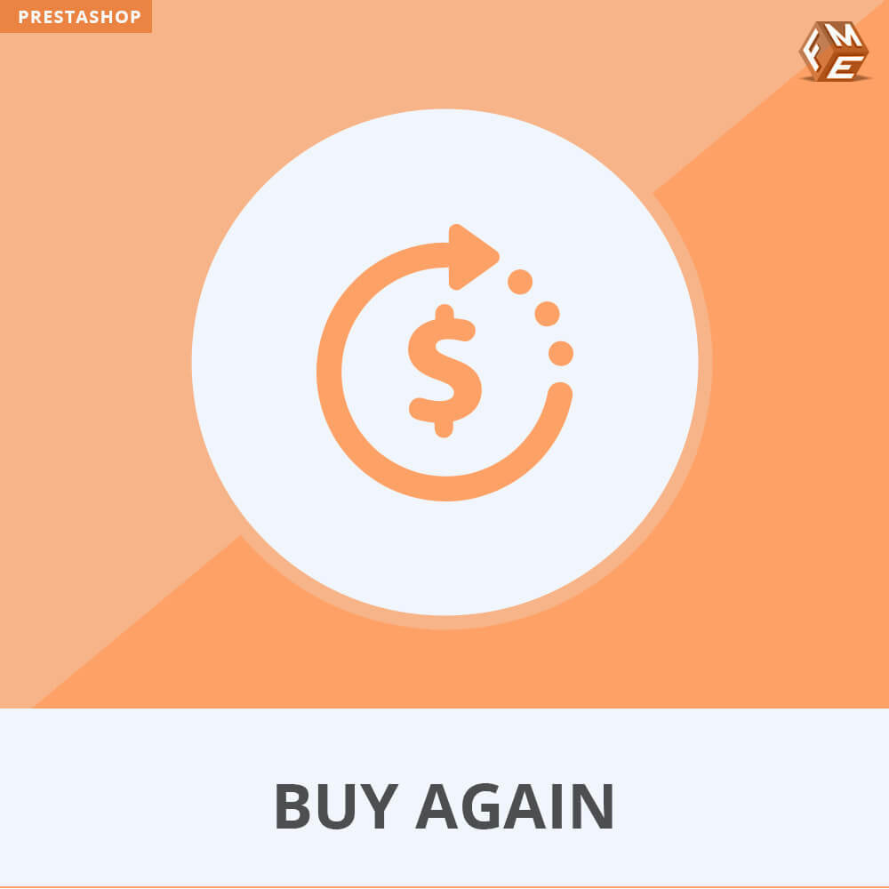 module - Paiement - Acheter à nouveau - 1