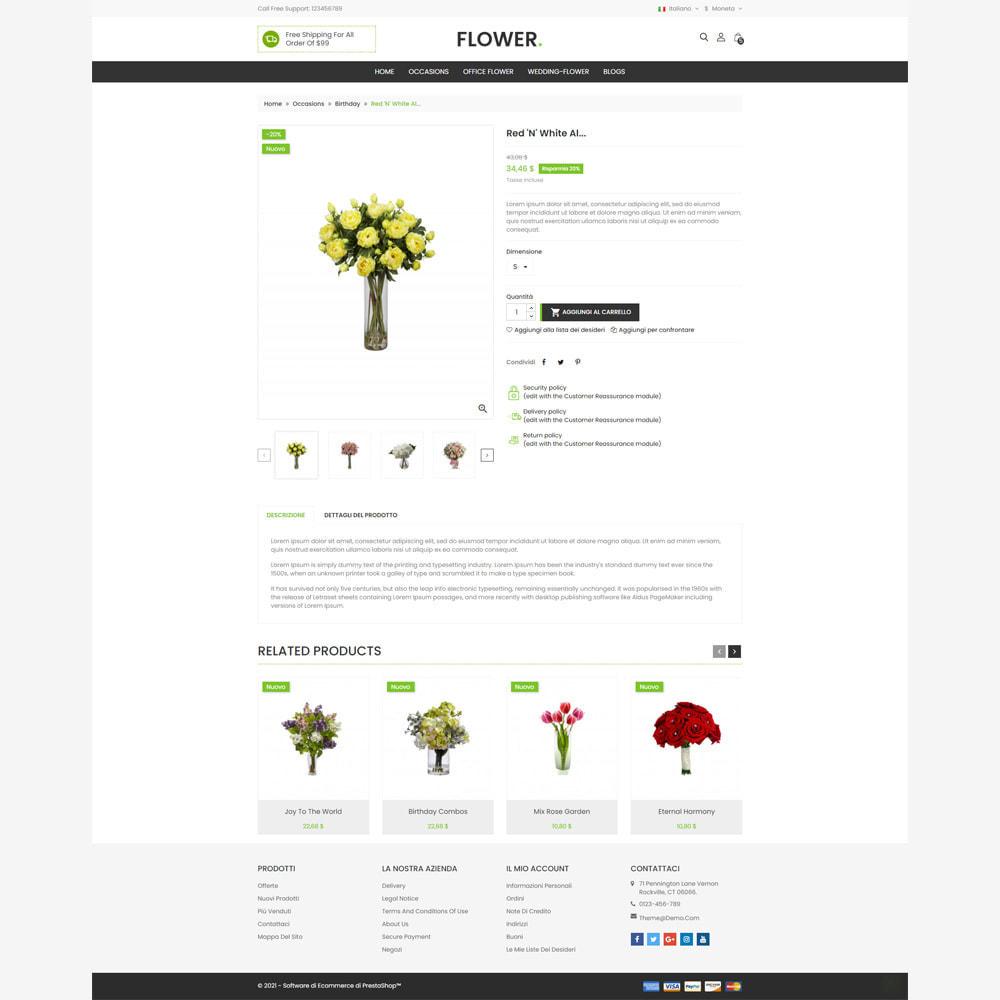 theme - Regali, Fiori & Feste - Negozio di fiori - 4