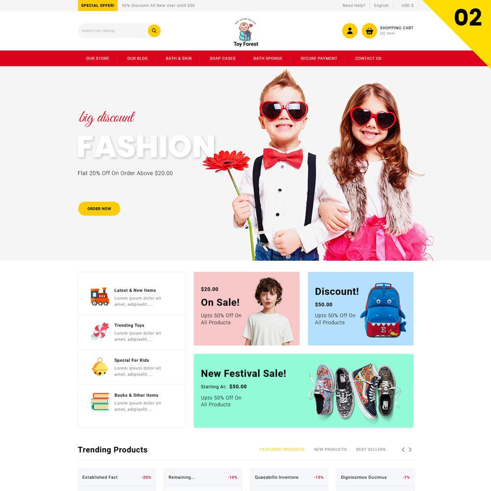 theme - Bambini & Giocattoli - ToyForest - Il Mega Kids Store - 5