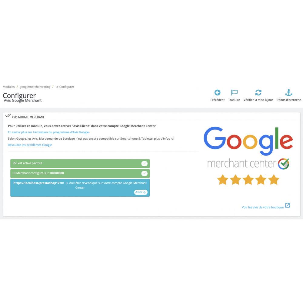module - Avis clients - Avis Utilisateurs Google by Google - 3