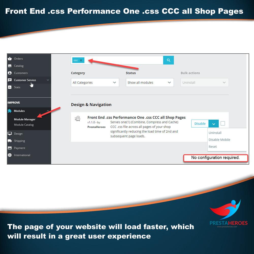 module - Website Performance - Front End .css Performance One .css CCC tutte le pagine - 2