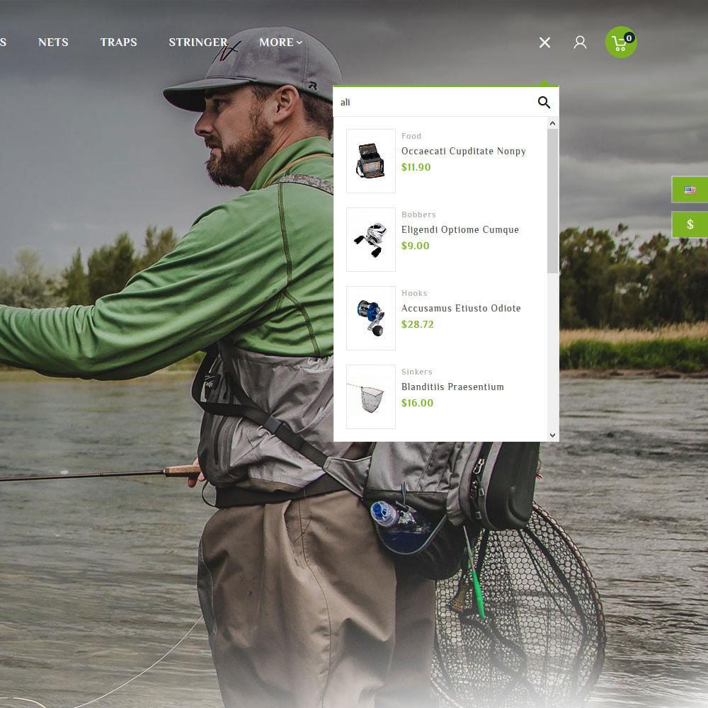 theme - Sport, Activiteiten & Reizen - Fishing Equipment - 11